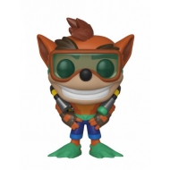Crash Bandicoot - Figurine POP! Scuba Crash 9 cm