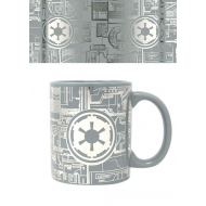Star Wars - Mug Foil Death Star Surface