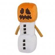 Minecraft - Peluche Snow Golem 29 cm