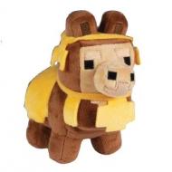 Minecraft - Peluche Happy Explorer Baby Llama Brown 16 cm