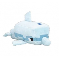 Minecraft - Peluche Happy Explorer Dolphin 18 cm