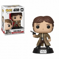 Star Wars - Figurine POP! Endor Han 9 cm