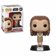 Star Wars - Figurine POP! Village Leia 9 cm