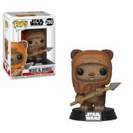 Star Wars - Figurine POP! Wicket 9 cm