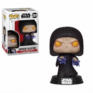 Star Wars - Figurine POP! Emperor Palpatine 9 cm