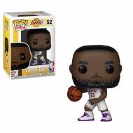 NBA - Figurine POP! LeBron James White Uniform (Lakers) 9 cm