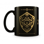 The Legend of Zelda - Mug Foil Hylian Shield