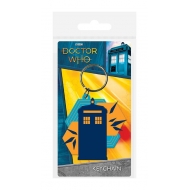 Doctor Who - Porte-clés Tardis Shapes 6 cm