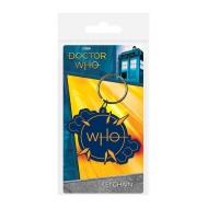 Doctor Who - Porte-clés Insignia 6 cm