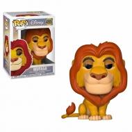 Le Roi lion - Figurine POP! Mufasa 9 cm