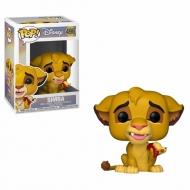 Le Roi lion - Figurine POP! Simba 9 cm
