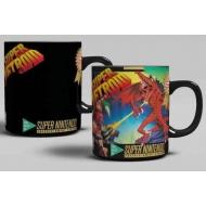 Super Nintendo - Mug effet thermique Super Metroid