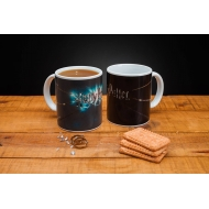 Harry Potter - Mug effet thermique Magic Wand