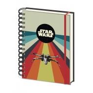 Star Wars - Cahier à spirale A5 Wiro Nostalgia