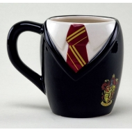 Harry Potter - Mug 3D Gryffindor Uniform