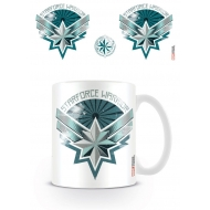 Captain Marvel - Mug Starforce Warrior