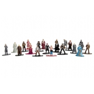Harry Potter - Pack 20 figurines Diecast Nano Metalfigs Wave 2 4 cm