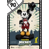 Disney - Statuette Mickey Mouse Master Craft 1/4 Tuxedo Mickey 90th Anniversary 47 cm