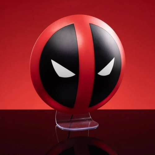 Deadpool - Veilleuse 3D Logo 10 cm