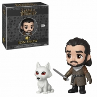 Game of Thrones - Figurine 5 Star Jon Snow 8 cm