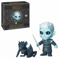 Game of Thrones - Figurine 5 Star Night King 8 cm