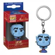 Aladdin - Porte-clés Pocket POP! Genie 4 cm