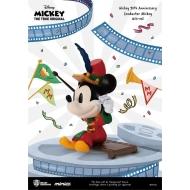 Disney - Figurine Mickey Mouse 90th Anniversary Mini Egg Attack Conductor Mickey 9 cm