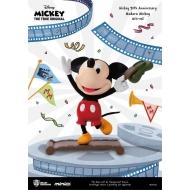 Disney - Figurine Mickey Mouse 90th Anniversary Mini Egg Attack Modern Mickey 9 cm