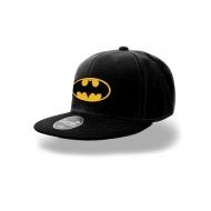 Batman - Casquette hip hop Logo Batman