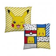 Pokemon - Coussin Pikachu Memphis 40 x 40 cm