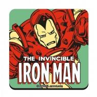 Marvel - Pack 6 sous-verres Invincible Iron Man