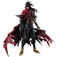 Final Fantasy VII Dirge of Cerberus - Figurine Play Arts Kai Vincent Valentine 27 cm