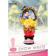 Disney - Diorama Blanche Neige et les Sept Nains D-Select 15 cm