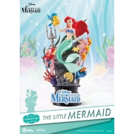 Disney - Diorama La Petite Sirène D-Select 15 cm
