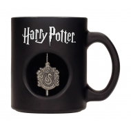 Harry Potter - Mug 3D Rotating Emblem Slytherin