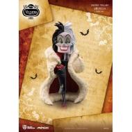 Villains - Figurine Mini Egg Attack Cruella 8 cm