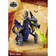 Villains - Figurine Mini Egg Attack Maleficent Dragon 10 cm