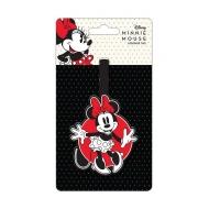 Mickey Mouse - Etiquette de bagage Minnie Mouse