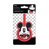 Mickey Mouse - Etiquette de bagage Mickey Mouse
