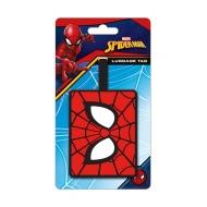 Spider-Man - Etiquette de bagage Eyes