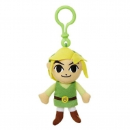 The Legend of Zelda - Porte-clés peluche Link (Wind Waker) 8 cm