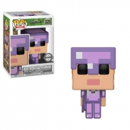 Minecraft - Figurine POP! Alex in Enchanted Armour 9 cm