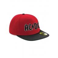 AC/DC - Casquette hip hop Black Logo