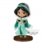Disney - Figurine Q Posket Petit Girls Festival Jasmine Winter Costume 7 cm