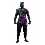 Black Panther - Figurine MMS 1/6 T'Chaka 2018 Toy Fair Exclusive 31 cm