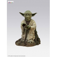 Star Wars Episode V - Statuette Elite Collection Yoda on Dagobah 23 cm