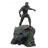Black Panther Movie Milestones - Statuette Black Panther 36 cm