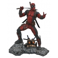 Marvel - Statuette Premier Collection Deadpool 30 cm