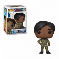 Captain Marvel - Figurine POP! Bobble Head Maria Rambeau 9 cm