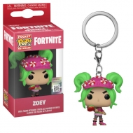 Fortnite - Porte-clés Pocket POP! Zoey 4 cm